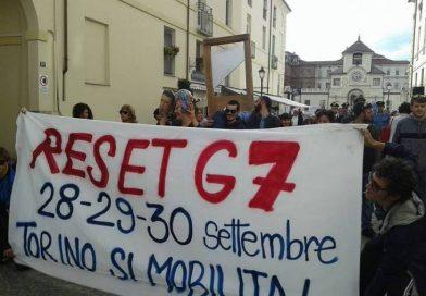 """G7 A TORINO: """"DA VETRINA (E OPPORTUNITÀ) A CARCERE"""""""