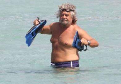 Il milionario Grillo se ne frega di studenti e forze dell'ordine